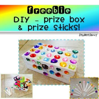 Prize Box - DIY!