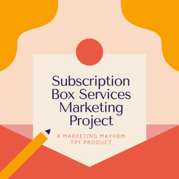 Subscription Services Marketing Project