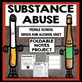 Middle School Health Unit:  Substance Abuse