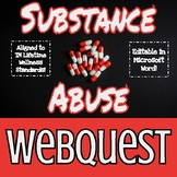 Substance Abuse Webquest - Online Distance Learning - Edit