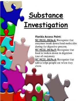 Substance Investigation