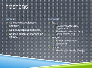 Substance Use & Addictions - Media Literacy Activity