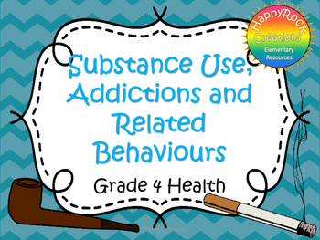 Substance Use, Addictions and Related Behaviours Task Card