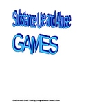 Substance Use and Abuse Review Games