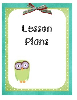 Substitute Binder Dividers Owl