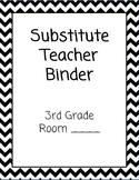 Substitute Binder *EDITABLE*