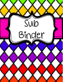 Substitute Binder (Editable)