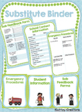 Substitute Binder-Editable