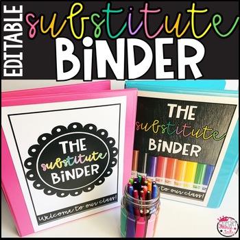 Substitute Binder/Folder