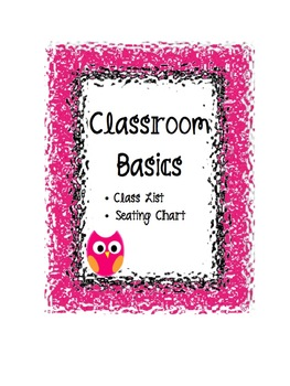 Substitute Binder Owl Theme (glass effect)