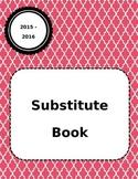 Substitute Book