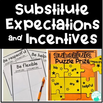 Substitute Expectations and Incentives
