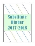 Substitute Folder/ Binder Dividers