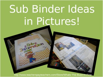 Substitute Guest Teacher Binder {A Guide to Get You Started}