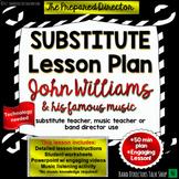 "Music Sub Plan ""John Williams"""
