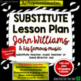 "Music Sub Plan ""John Williams"""