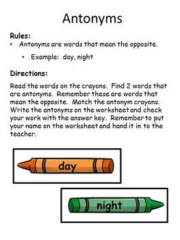 Substitute Lesson Plans Grade 2