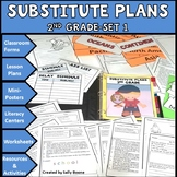 Emergency Substitute Lesson Plans Grade 2