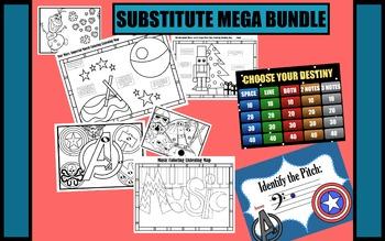Substitute Mega Bundle