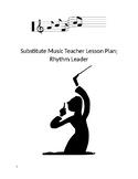 Substitute Music Teacher Lesson Plan