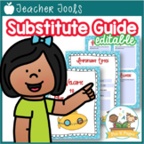 Substitute Organization Guide {Customize it!}