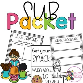 Sub Packet (forms)