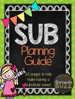 Substitute Planning Guide (GREEN Edition)