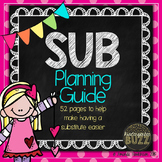 Substitute Planning Guide (PINK Edition)