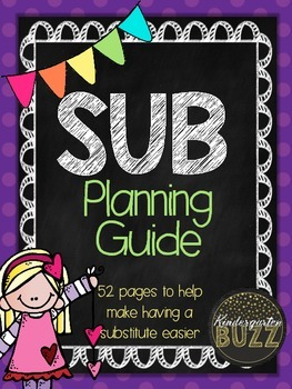 Substitute Planning Guide (PURPLE Edition)