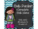 Substitute Plans