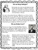 Washington vs. Lincoln: Non-Fiction Reading Passages and Math Practice