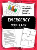 Substitute Plans | Emergency Sub Plans
