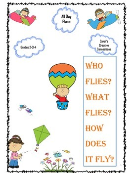 Substitute Plans: Who Flies? What Flies?  How Does it Fly?