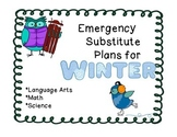 Substitute Plans-Winter