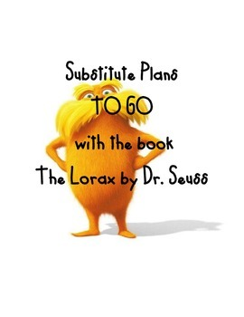 Substitute Plans using The Lorax