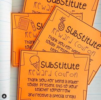 Substitute Reward Coupons FREEBIE