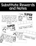 Substitute Rewards and Notes