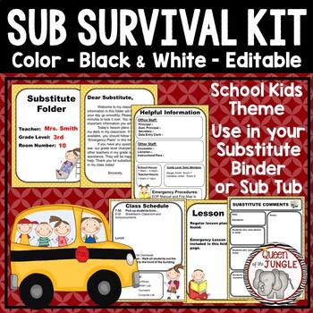 Substitute Survival Kit