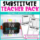 Substitute Binder | Sub Binder