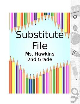 Substitute Teacher File