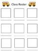Substitute Teacher Folder Packet