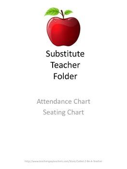 Substitute Teacher Forms