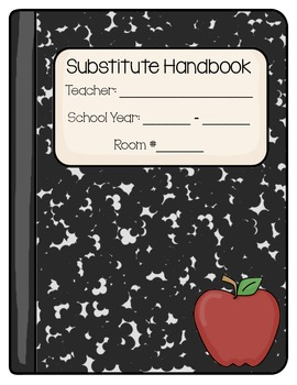 Substitute Teacher Handbook Guide