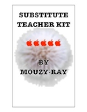 Substitute Teacher Kit-Pair with Sub Plans