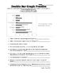 Substitute Teacher Lesson Plan - Double Bar Graph