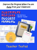 Substitute Teacher Manual: For Successful Absences from th