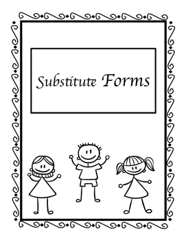 Substitute Teacher Packet