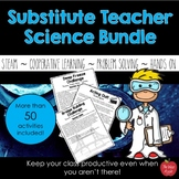 Substitute Teacher/Science Club Science Bundle