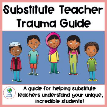 Substitute Teacher Trauma Guide