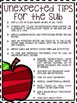 Substitute Teaching Tips
